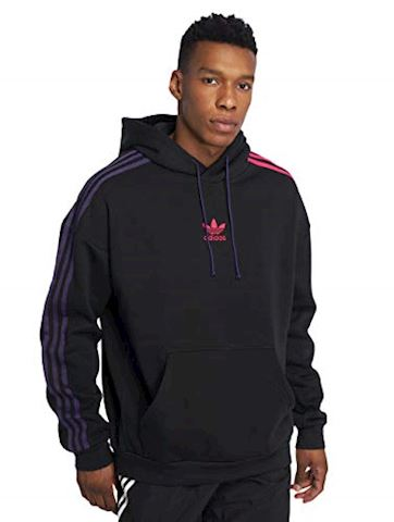 adidas 3-Stripes Hoodie Image