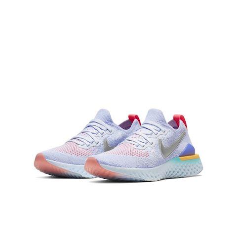 e392e2f889 Nike Epic React Flyknit 2 Older Kids' Running Shoe - Blue