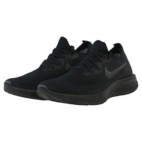 Nike Epic React Flyknit Men's Running Shoe - Black Image 13