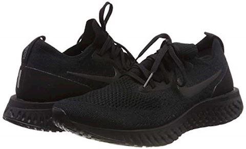 Nike Epic React Flyknit Men's Running Shoe - Black Image 5