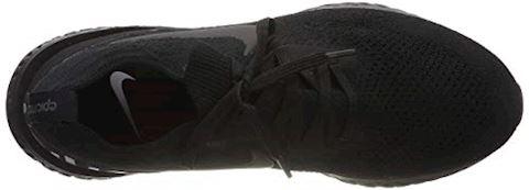 Nike Epic React Flyknit Men's Running Shoe - Black Image 7