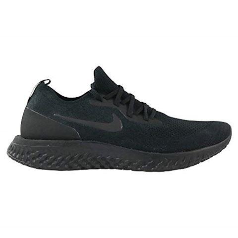 Nike Epic React Flyknit Men's Running Shoe - Black Image 8