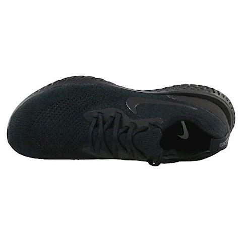 Nike Epic React Flyknit Men's Running Shoe - Black Image 10