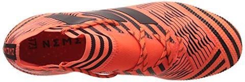 adidas Nemeziz 17.1 FG/AG Pyro Storm - Solar Orange/Core Black/Solar Red Image 7