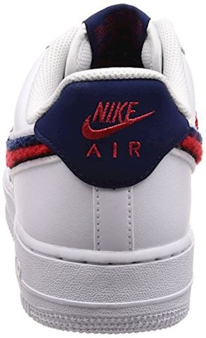 Nike Air Force 1 Low 07 LV8 Men's Shoe - White Image 2