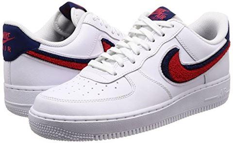 Nike Air Force 1 Low 07 LV8 Men's Shoe - White Image 5