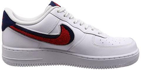 Nike Air Force 1 Low 07 LV8 Men's Shoe - White Image 6