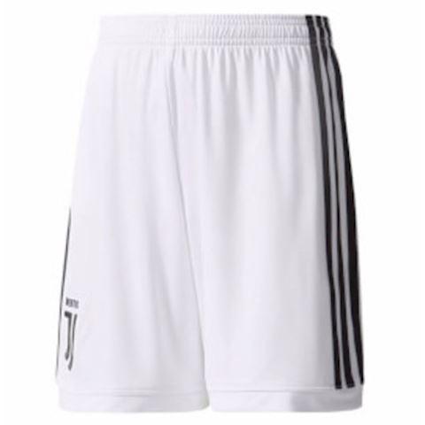 adidas Juventus Kids Home Shorts 2017/18 Image
