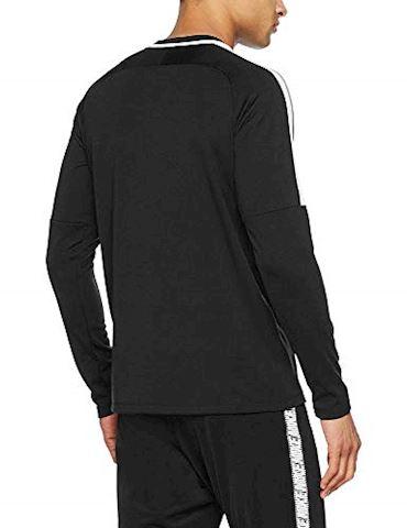 Nike Dri-FIT Academy Men's Football Sweatshirt - Black Image 3