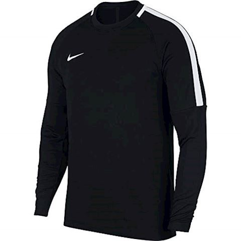 Nike Dri-FIT Academy Men's Football Sweatshirt - Black Image 4