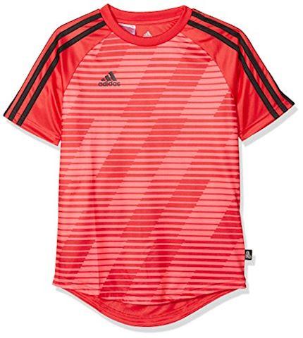 adidas Training T-Shirt Tango Graphic - Red Kids Image