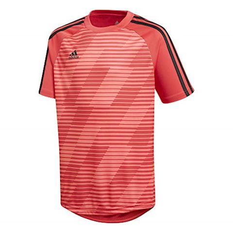 adidas Training T-Shirt Tango Graphic - Red Kids Image 2