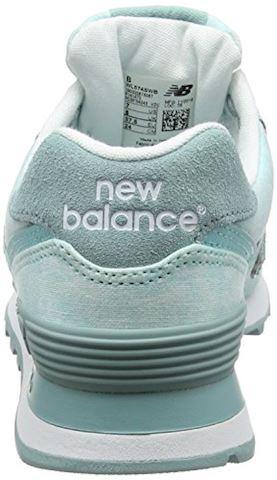 New Balance 574 Textile Women's Shoes Image 2