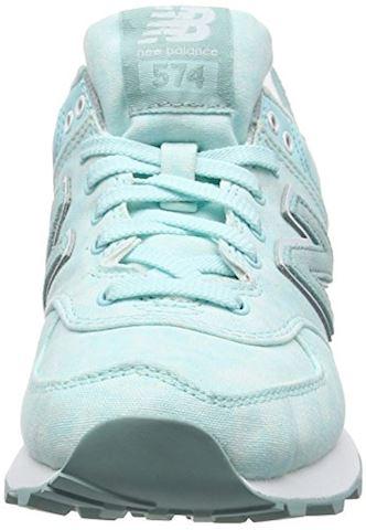 New Balance 574 Textile Women's Shoes Image 4