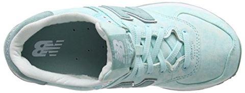 New Balance 574 Textile Women's Shoes Image 7