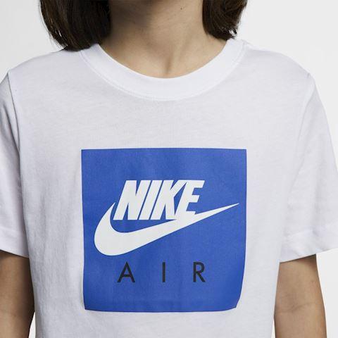 Nike Air Older Kids' (Boys') T-Shirt - White Image 3