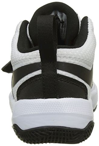 Nike Team Hustle D 8 Younger Kids'Basketball Shoe - White