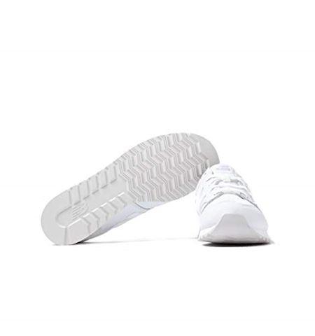 New Balance  U520  women's Trainers in White Image 4