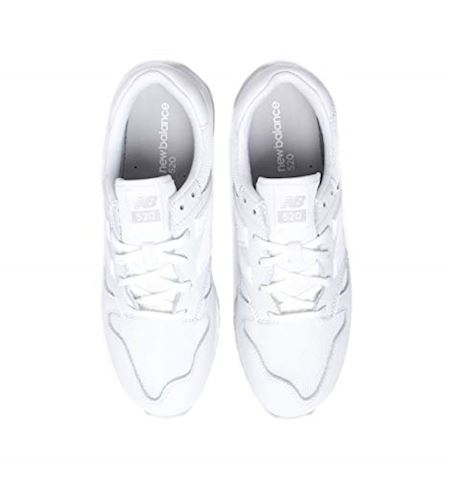 New Balance  U520  women's Trainers in White Image 5