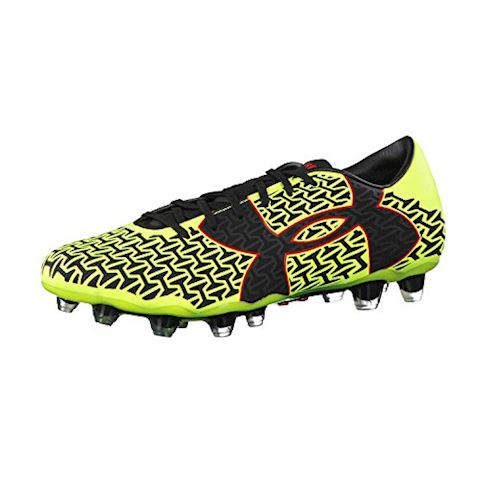 Under Armour ClutchFit Force 2.0 FG Football Boots Yellow Image
