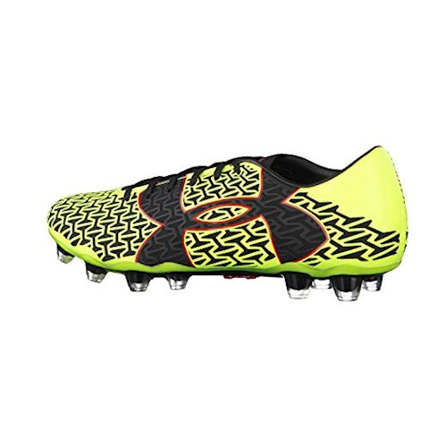 Under Armour ClutchFit Force 2.0 FG Football Boots Yellow Image 3