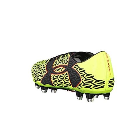 Under Armour ClutchFit Force 2.0 FG Football Boots Yellow Image 4