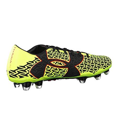 Under Armour ClutchFit Force 2.0 FG Football Boots Yellow Image 7