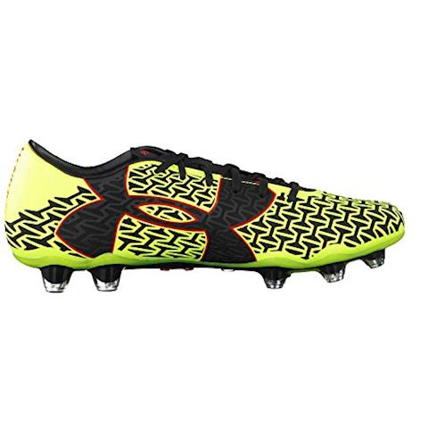 Under Armour ClutchFit Force 2.0 FG Football Boots Yellow Image 8