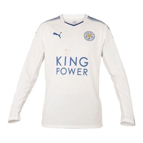 Puma Leicester City Mens LS Third Shirt 2017/18 Image
