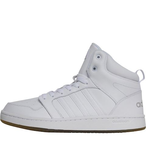 adidas Cloudfoam Super Hoops Mid Shoes Image