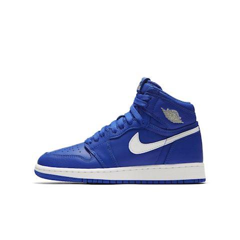 Nike Air Jordan 1 Retro High OG Boys' Shoe - Blue Image