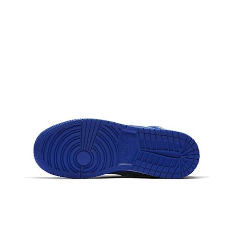 Nike Air Jordan 1 Retro High OG Boys' Shoe - Blue Image 5