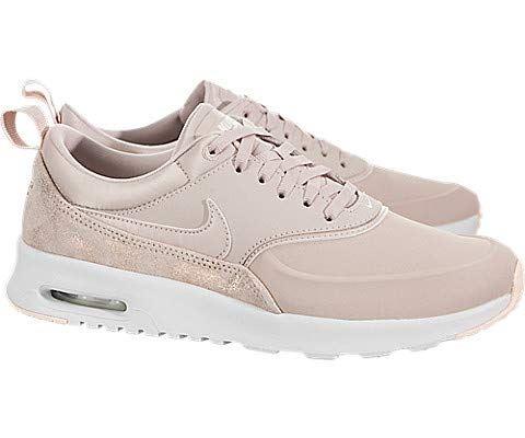 Nike Air Max Thea Premium Women's Shoe - Cream Image 2