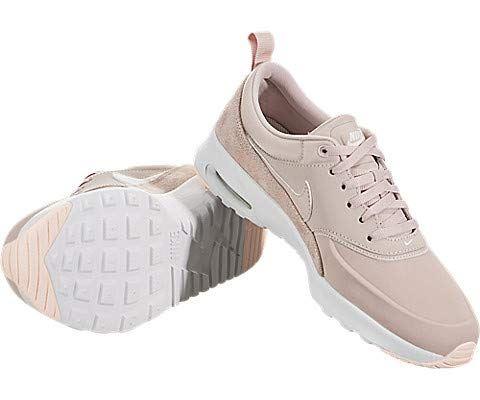 Nike Air Max Thea Premium Women's Shoe - Cream Image 3