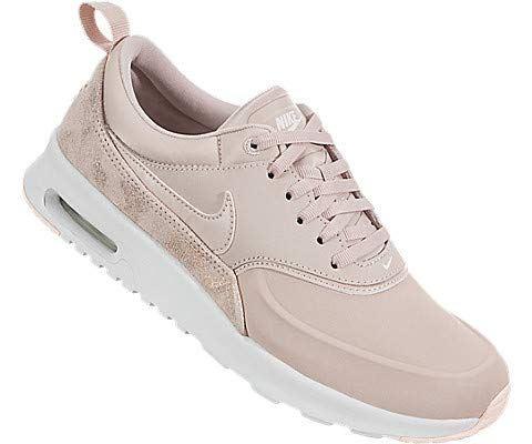 Nike Air Max Thea Premium Women's Shoe - Cream Image 5