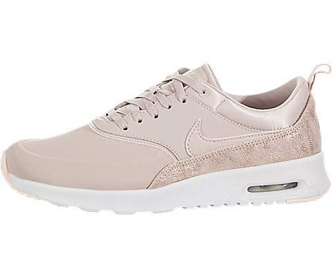 27129d2ac1 Nike Air Max Thea Premium Women's Shoe - Cream | 616723-206 | FOOTY.COM