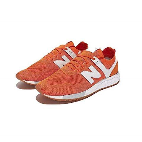 New Balance 247 Mesh, Orange Image 2