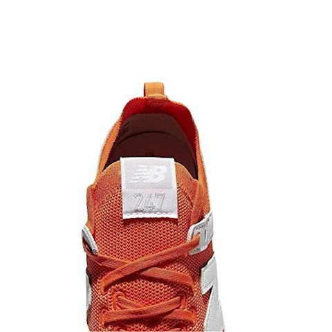 New Balance 247 Mesh, Orange Image 4