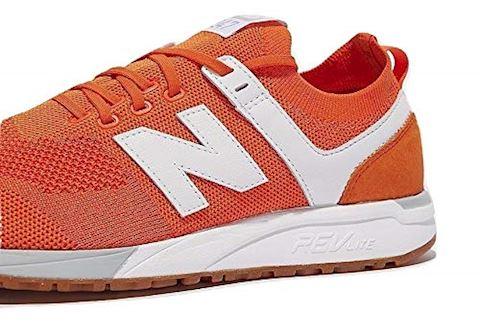 New Balance 247 Mesh, Orange Image 5