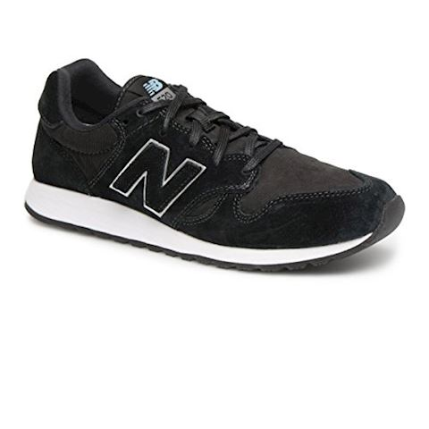 New Balance  WL520  women's Shoes (Trainers) in Black Image 2