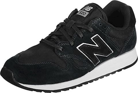 New Balance  WL520  women's Shoes (Trainers) in Black Image 7