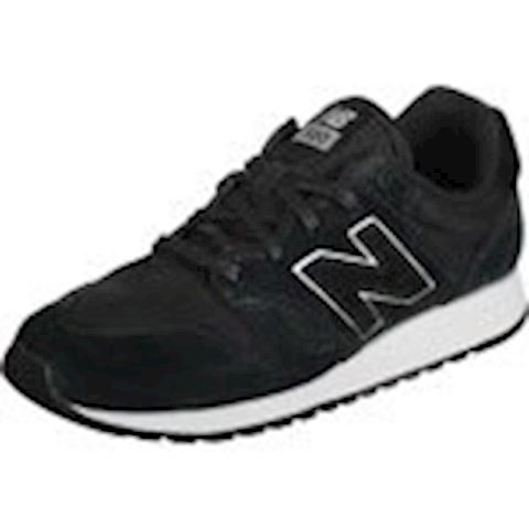 New Balance  WL520  women's Shoes (Trainers) in Black Image 8