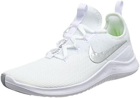 Nike Free TR8 Women's Training Shoe - White Image