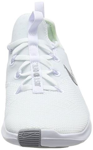 Nike Free TR8 Women's Training Shoe - White Image 4