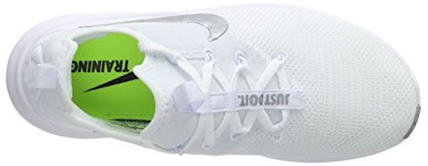 Nike Free TR8 Women's Training Shoe - White Image 7