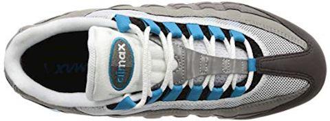 Nike Air VaporMax 95 Men's Shoe - Black Image 7