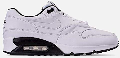 Nike Air Max 90/1 Men's Shoe - White Image 16