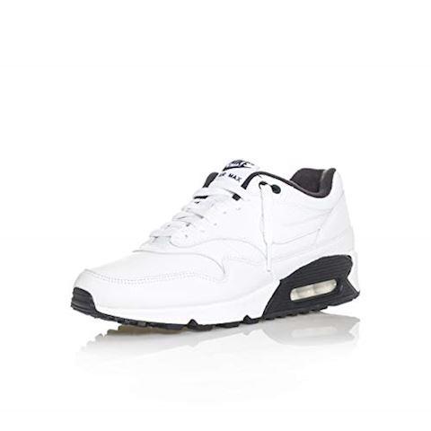 Nike Air Max 90/1 Men's Shoe - White Image 2