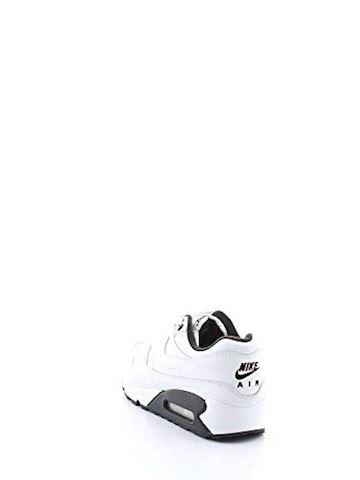 Nike Air Max 90/1 Men's Shoe - White Image 9