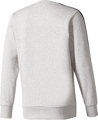 adidas Essentials 3-Stripes Crew Sweatshirt Image 2